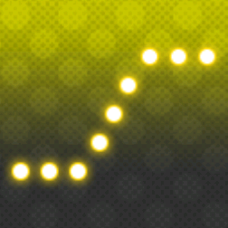 Particle-amarillo-